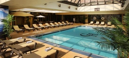 £25pp Based on 2 people per night | The Claridge - a Radisson Hotel, Atlantic City, New Jersey