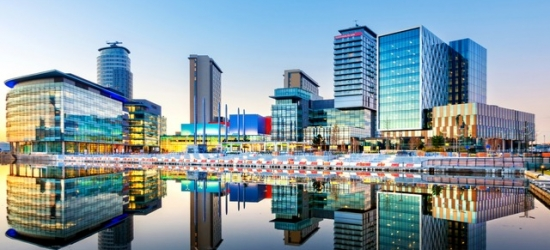 £68pp Based on 2 people per night | The Ainscow Hotel, Salford, Greater Manchester
