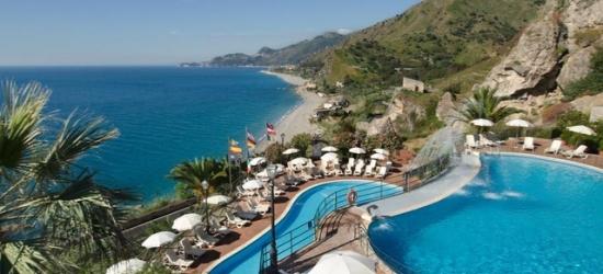 £56pp Based on 2 people per night | Baia Taormina, Sicily, Italy