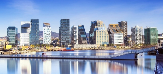 £53pp Based on 2 people per night | Clarion Collection Hotel Folketeateret, Oslo, Norway