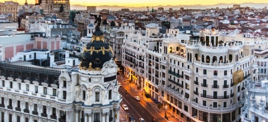 £30pp Based on 2 people per night | Vitium Urban Suites, Madrid, Spain