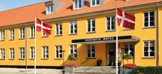 £48pp Based on 2 people per night | Gentofte Hotel, Copenhagen, Denmark