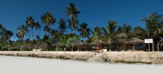£56pp Based on 2 people per night   Uroa Bay Beach Resort, Zanzibar, Tanzania