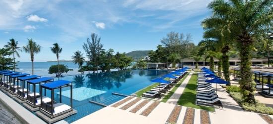£48pp Based on 2 people per night | Hyatt Regency Phuket Resort, Phuket, Thailand