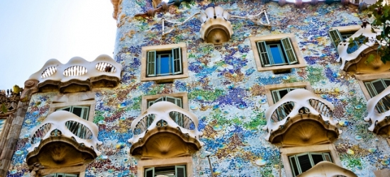 £43pp Based on 2 people per night   Hotel Jazz, Barcelona, Spain
