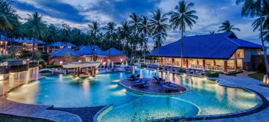 £44pp Based on 2 people per night   Wyndham Sundancer Resort Lombok, Lombok, Indonesia