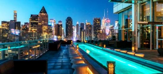 £60pp Based on 2 people per night   Kimpton Ink48 Hotel, New York, USA
