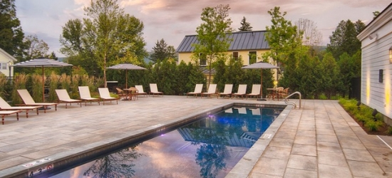 £66pp Based on 2 people per night | Taconic, a Kimpton Hotel, Vermont, USA