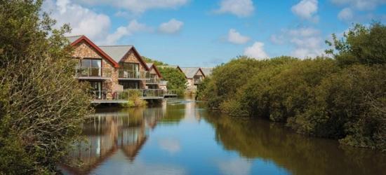 £28pp Based on 2 people per apartment per night | Retallack Resort & Spa, Winnards Perch, near Padstow, Cornwall