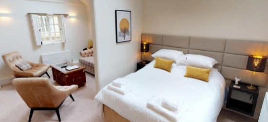 £55pp Based on 2 people per night   The Devonshire Arms, Sheffield, South Yorkshire