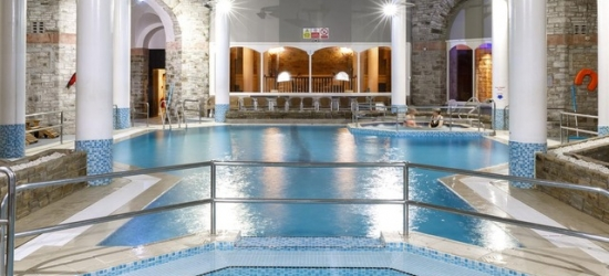 £48pp Based on 2 people per night | The Shrigley Hall Hotel & Spa, Macclesfield, Cheshire