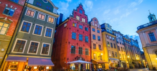 £66pp Based on 2 people per night | At Six, Stockholm, Sweden