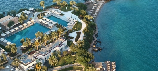 5* Corfu getaway at a stylish hotel on a private peninsula, Grecotel Corfu Imperial, Greek Islands