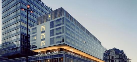 £48pp Based on 2 people per night | Nordic Light Hotel, Stockholm, Sweden