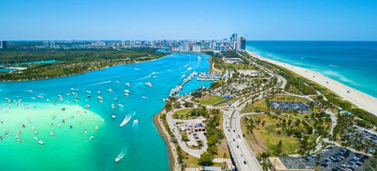 Bucketlist Miami & Key West holiday with car hire, Red South Beach Hotel, Miami & The Gates Hotel Key West
