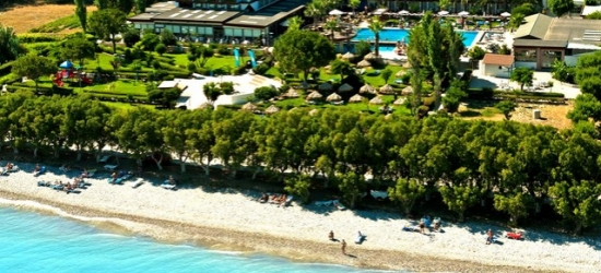 All-inclusive Rhodes beach break with optional swim-up suite, All Senses Ocean Blue Seaside Resort & Spa, Greece