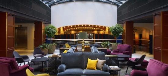 £44pp Based on 2 people per night | Scandic Grand Central, Stockholm, Sweden