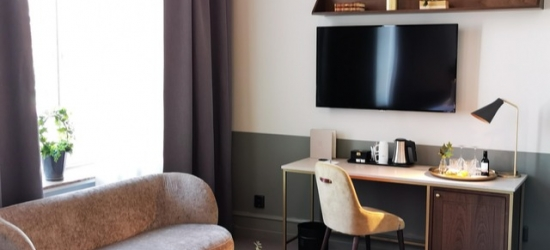 £38pp Based on 2 people per night | Elite Savoy, Malmö, Sweden