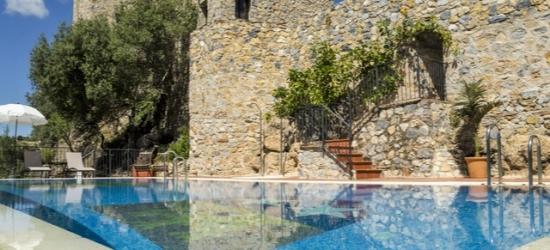 £40pp Based on 2 people per night | Castillo de Monda, Málaga, Spain