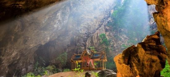 Thailand city & beach break with cultural tours & private pool stay, Bangkok, Nakhon Pathom & Hua Hin
