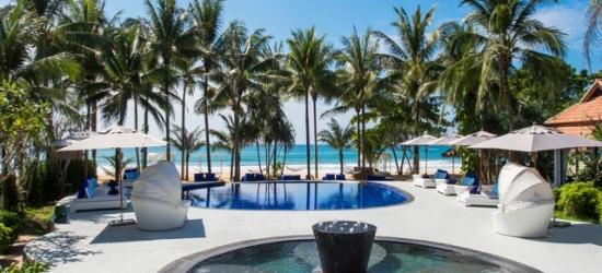 £26pp Based on 2 people per night | Akyra Beach Club Phuket, Phang Nga, Thailand