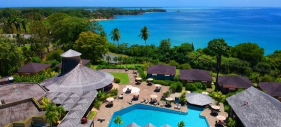 £26pp Based on 4 people per night | Mount Irvine Bay Resort, Trinidad & Tobago, Caribbean
