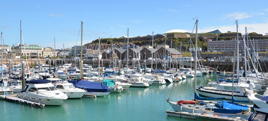 5* Jersey boutique holiday with Michelin-starred dining, The Club Hotel & Spa, St Helier