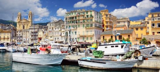 £44pp Based on 2 people per night | Hotel Mercure Bastia Biguglia, Corsica, France