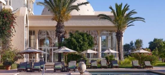 £66pp Based on 2 people per night | The Residence Tunis, La Marsa, Tunisia