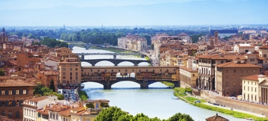 £36pp Based on 2 people per night | Grand Hotel Adriatico, Florence, Italy