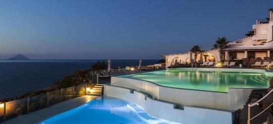 5* Aeolian Island holiday at a dreamy Vulcano resort, Therasia Resort Sea & Spa, Italy