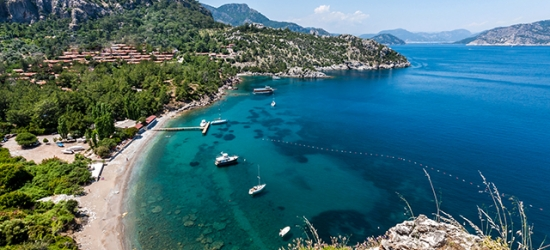 Sun-kissed Turkey Gulet cruise with full-board dining, Marmaris, Fethiye & more