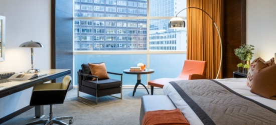 £71pp Based on 2 people per night | The Lowry Hotel, Chapel Wharf, Manchester