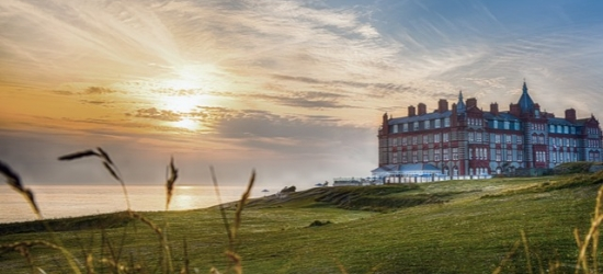 £76pp Based on 2 people per night | The Headland Hotel & Spa, Newquay, Cornwall