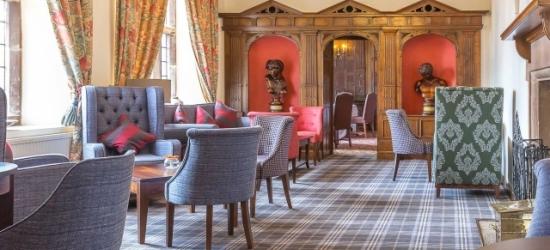 £60pp Based on 2 people per night   Billesley Manor Hotel, Stratford-upon-Avon, Warwickshire