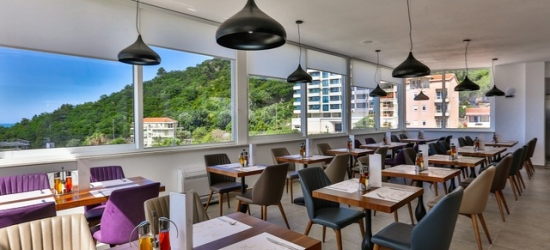 Brand-new Montenegro getaway with optional apartment stay, Hotel Lusso Mare, Budva