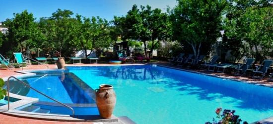 Serene hillside getaway near Sorrento, Hotel Villa Fernanda, Italy
