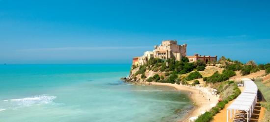 £36pp Based on 2 people per night   Falconara Charming House Resort & Spa, Sicily, Italy