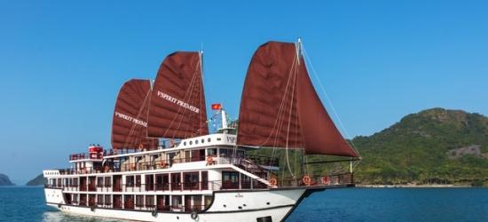 Vietnam holiday with luxury Lan Ha Bay cruise & 5* island escape, Hanoi, Lan Ha Bay & Phu Quoc