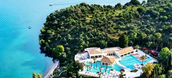 Premium all-inclusive Corfu holiday at a secluded beach retreat, Eva Palace Grecotel Luxury Resort, Greece