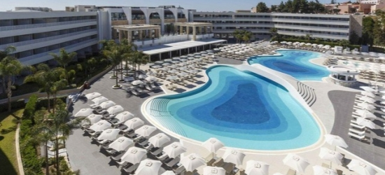 All-inclusive 5* Rhodes holiday, Princess Adriana Resort & Spa, Greek Islands