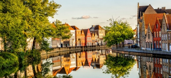 £53pp Based on 2 people per night | Montanus Bruges, Bruges, Belgium
