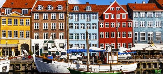 £75pp Based on 2 people per night   Hotel Skt. Annae, Copenhagen, Denmark