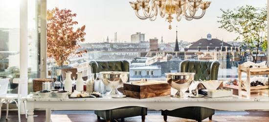 £84pp Based on 2 people per night | Grand Ferdinand, Vienna, Austria