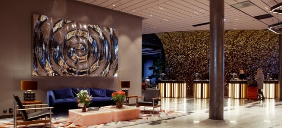 £44pp Based on 2 people per night | Clarion Hotel The Hub, Oslo, Norway