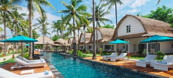 Indonesia island-hop with jungle & beach stays, Bali, Gili Islands & Lombok