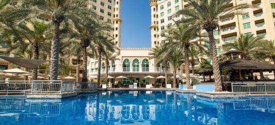 £34pp Based on 2 people per night | Mövenpick Hotel Jumeirah Lakes Towers, Dubai, UAE