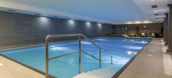 5* gourmet Jersey break with sought-after spa & car hire, Grand Jersey Hotel & Spa, St Helier