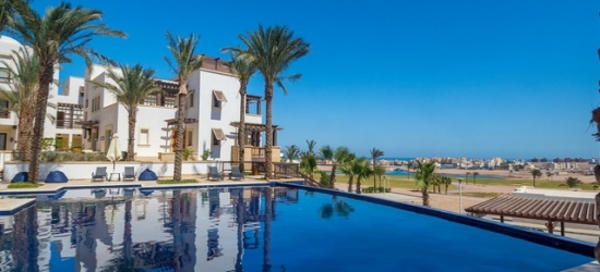 5* all-inclusive Hurghada hideaway with winter sun dates, Ancient Sands Resort, Egypt