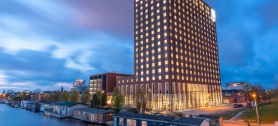 £107pp Based on 2 people per night | Leonardo Royal Hotel Amsterdam, Amsterdam, Netherlands